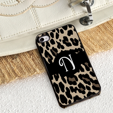 Personalized Leopard iPhone Cover