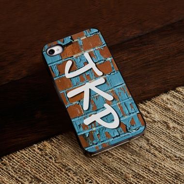 Personalized Graffiti iPhone Cover