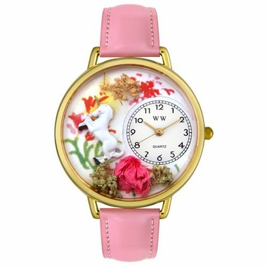Personalized Unicorn Unisex Watch
