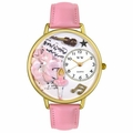 Personalized Ballet Shoes Unisex Watch