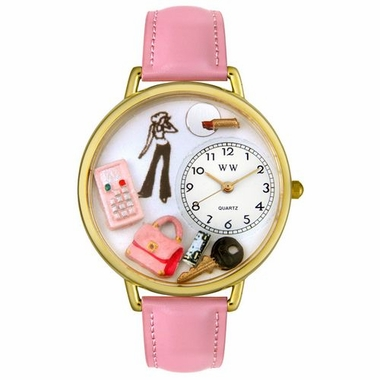 Personalized Teen Girl Unisex Watch
