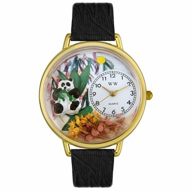 Personalized Panda Bear Unisex Watch