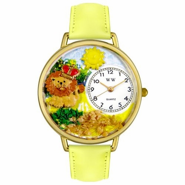 Personalized Lion Unisex Watch