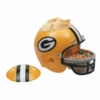 Green Bay Packers Snack Helmet