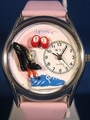 Personalized Shoe Shopper Watches
