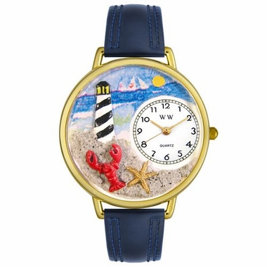 Personalized Lighthouse Unisex Watch