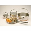 Texsport 13435 Family Stainless Steel Cook Set