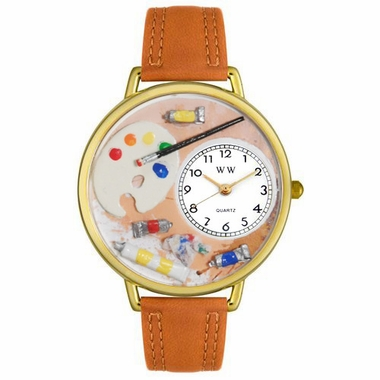 Personalized Artist Unisex Watch