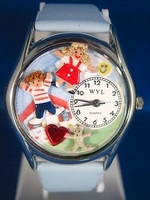 Personalized Day Care Teacher Watches