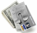 Personalized Art Form Money Clip and Wallet