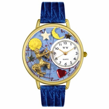 Personalized Sagittarius Unisex Watch