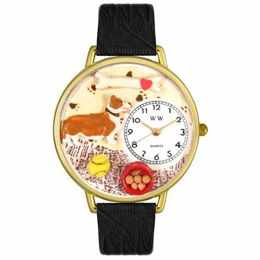 Personalized Corgi Unisex Watch