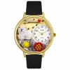 Personalized Bichon Unisex Watch