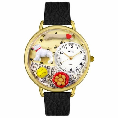Personalized Bulldog Unisex Watch