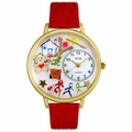 Personalized Preschool Teacher Unisex Watch