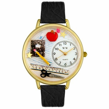whimsical watches personalized watch personalized teacher watch