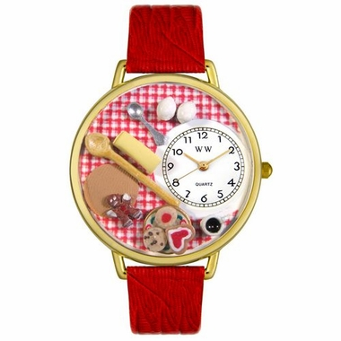 Personalized Baking Unisex Watch