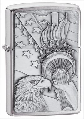 Something Patriotic Zippo Lighter