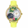 Personalized Cat Nap Unisex Watch