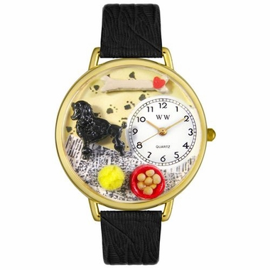 Personalized Poodle Unisex Watch