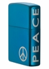 Peace On The Side Zippo Lighter