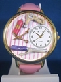 Personalized Beautician Female Watches