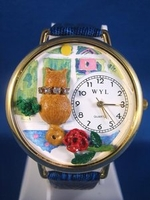 Personalized Cat Watches