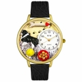 Personalized Border Collie Unisex Watch