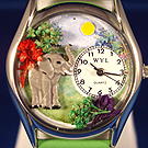 Personalized Elephant Watches