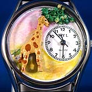 Personalized Giraffe Watches