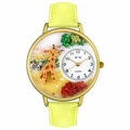 Personalized Giraffe Unisex Watch