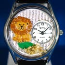 Personalized Lion Watches