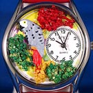 Personalized Parrot Watches