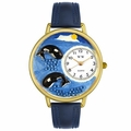 Personalized Whales Unisex Watch