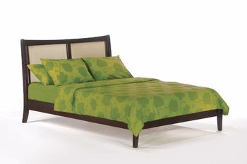 Zezo Platform bed with storage drawer option