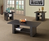 Contemporary 3 PC Occasional Table Set Furniture