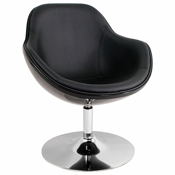 Luxury leatherette Swivel Chair Furniture Stores