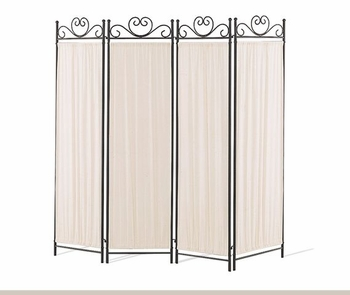 Screen 4 Panel Room Divider Stores