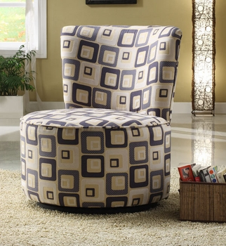 Contemporary Accent chair Living Room