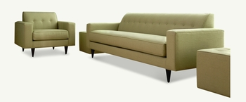 Tight back sofa Living Room #40530 Custom Sofa upholstery
