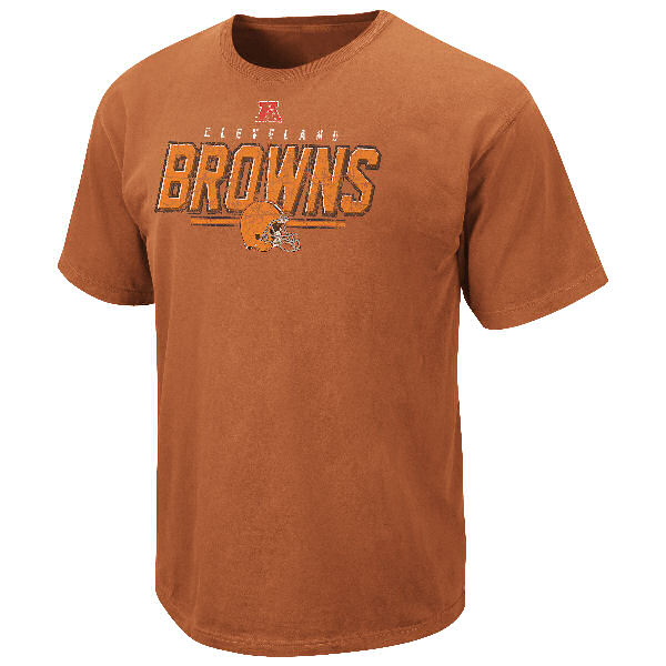 online retailer d781a 35c9e Cleveland Browns Vintage Roster II T Shirt by VF-Pigment ...