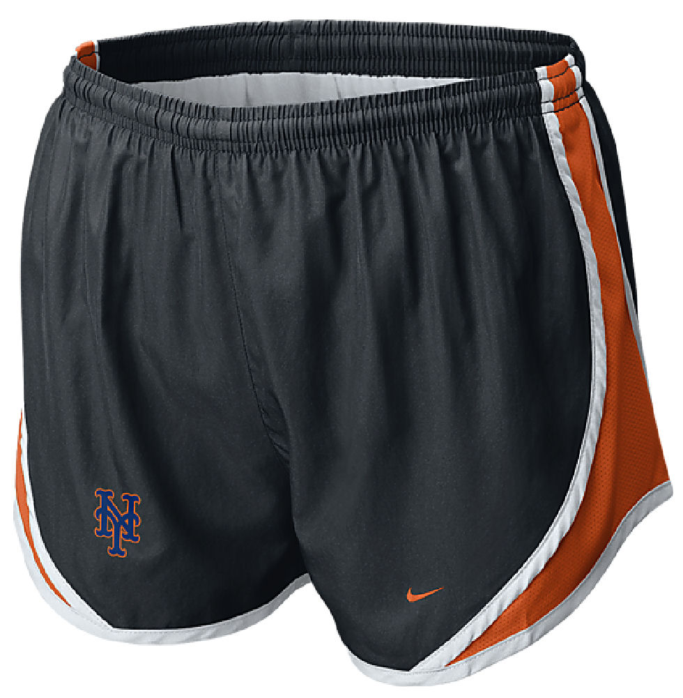 626acaaf Nike New York Mets Womens Tempo Running Shorts | New York Mets ...