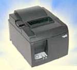 (Click to Enlarge) Thermal receipt printer with auto cut