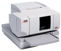 (Click to Enlarge) TPG [tpg-a76012050054] - >> A760 HYBRID PRINTER - 2M MEMORY - 2COLRBEIGE - KNIF (ITEM ALSO KNOWN AS : A760-1205-0054) [tpg-a76012050054]