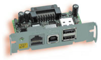 (Click to Enlarge) EPSON [eps-c32c824111] - >> UB-U01-III 2 PORT HUB USB INTERFACE + DMD (ITEM ALSO KNOWN AS : C32C824111) [eps-c32c824111]