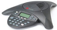(Click to Enlarge) POLYCOM [2200-16000-001] - >>> SOUNDSTATION2 NON-EXP WITH DISPLAY (ITEM ALSO KNOWN AS : POL-220016000001) [2200-16000-001]