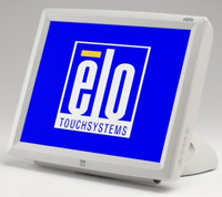 (Click to Enlarge) ELO TOUCHSYSTEMS [e587776] - ELO - NC/NR - 1529L - 15- LCD - ACCUTOUCH - SERIAL/USB INTERFACE - BEIGE - SHORT STAND - DESKTOP [e587776]