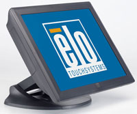 (Click to Enlarge) ELO TOUCHSYSTEMS [e463022] - ELO -  NO REPLACEMENT - 1729L - 17- LCD - APR TOUCH TECHNOLOGY - USB - DARK GRAY - DESKTOP - NC/NR - 8-16 WEEK LEAD [e463022]