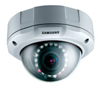 (Click to Enlarge) SAMSUNG OPTO-ELECTRONICS AMERI [scc-b9374] - >>> 1/3 INCH  DAY/NIGHT DOME CAMERA RPL OPTION IS SCV-2080R [scc-b9374]