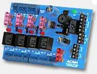 (Click to Enlarge) ALTRONIX [acm4] - >> ACCESS POWER CONTROLLER-4 FUSEPROTECTED (ITEM ALSO KNOWN AS : ALT-ACM4) [acm4]